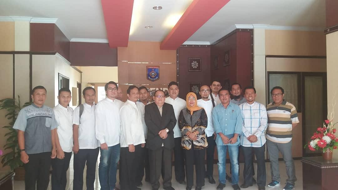 kunjungan kerja Ke Kabupaten Lombok Barat