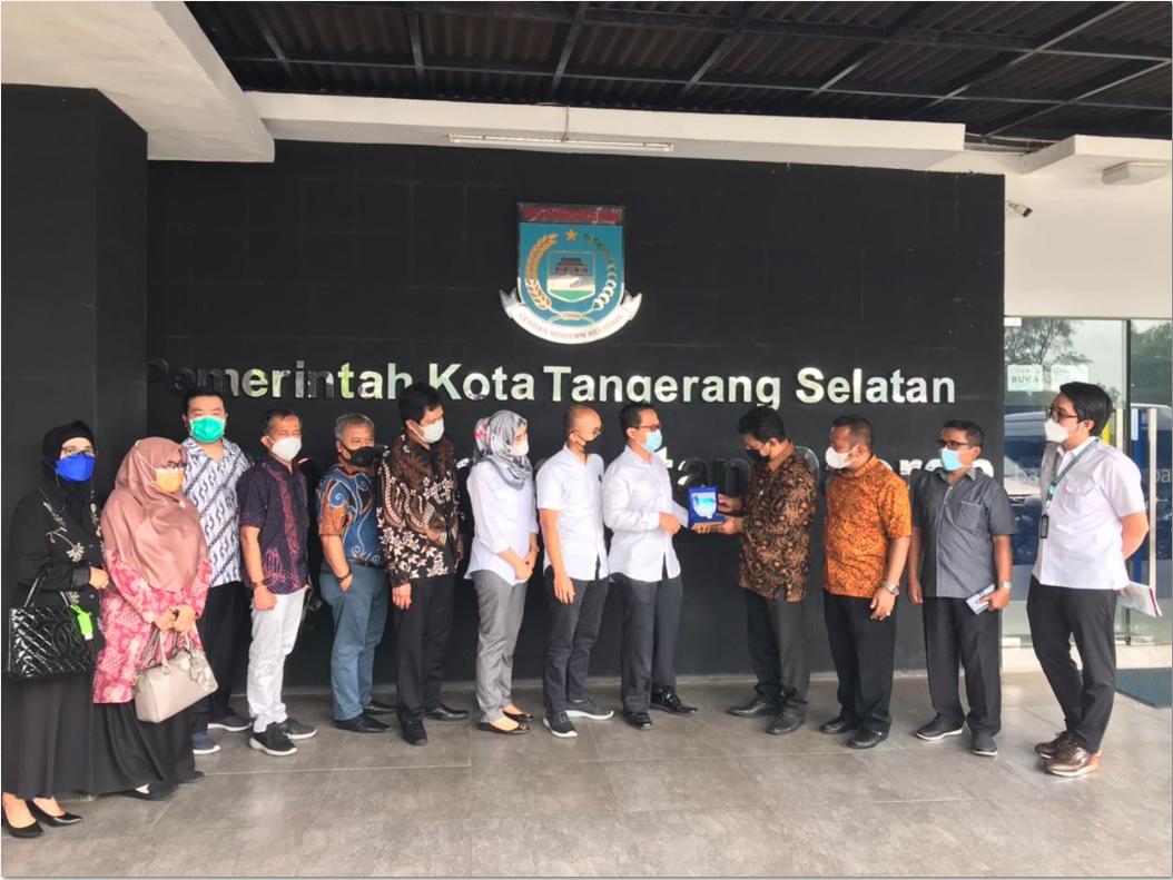 Kunjungan Kerja DPRD Kota Bandung